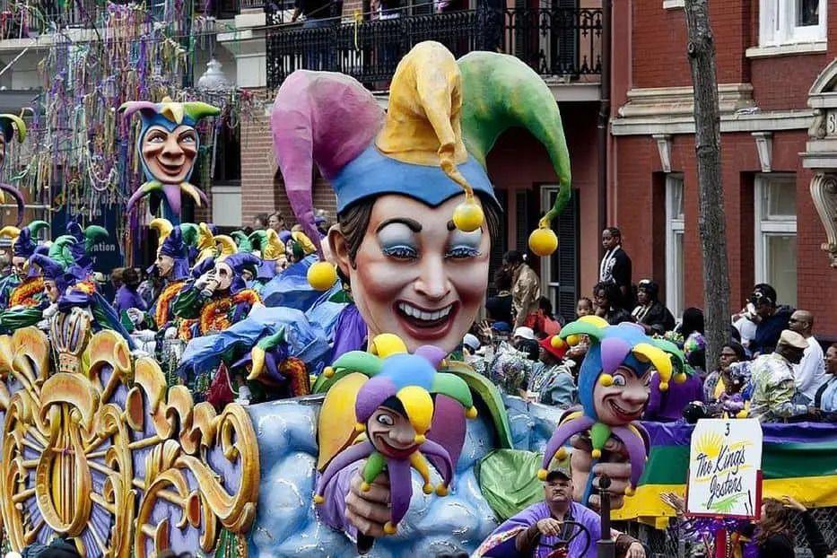 Mardi Gras 2018 a New Orleans: il Carnevale più pazzo di sempre