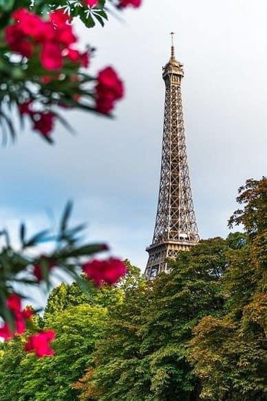 Le parole francesi usate in inglese: Torre Eiffel